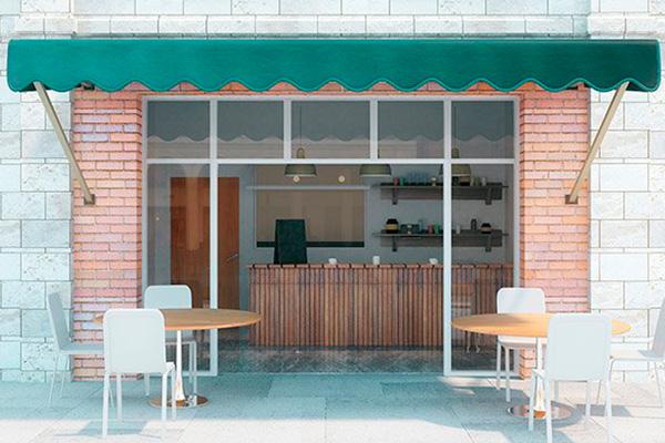 Toldos Restaurantes